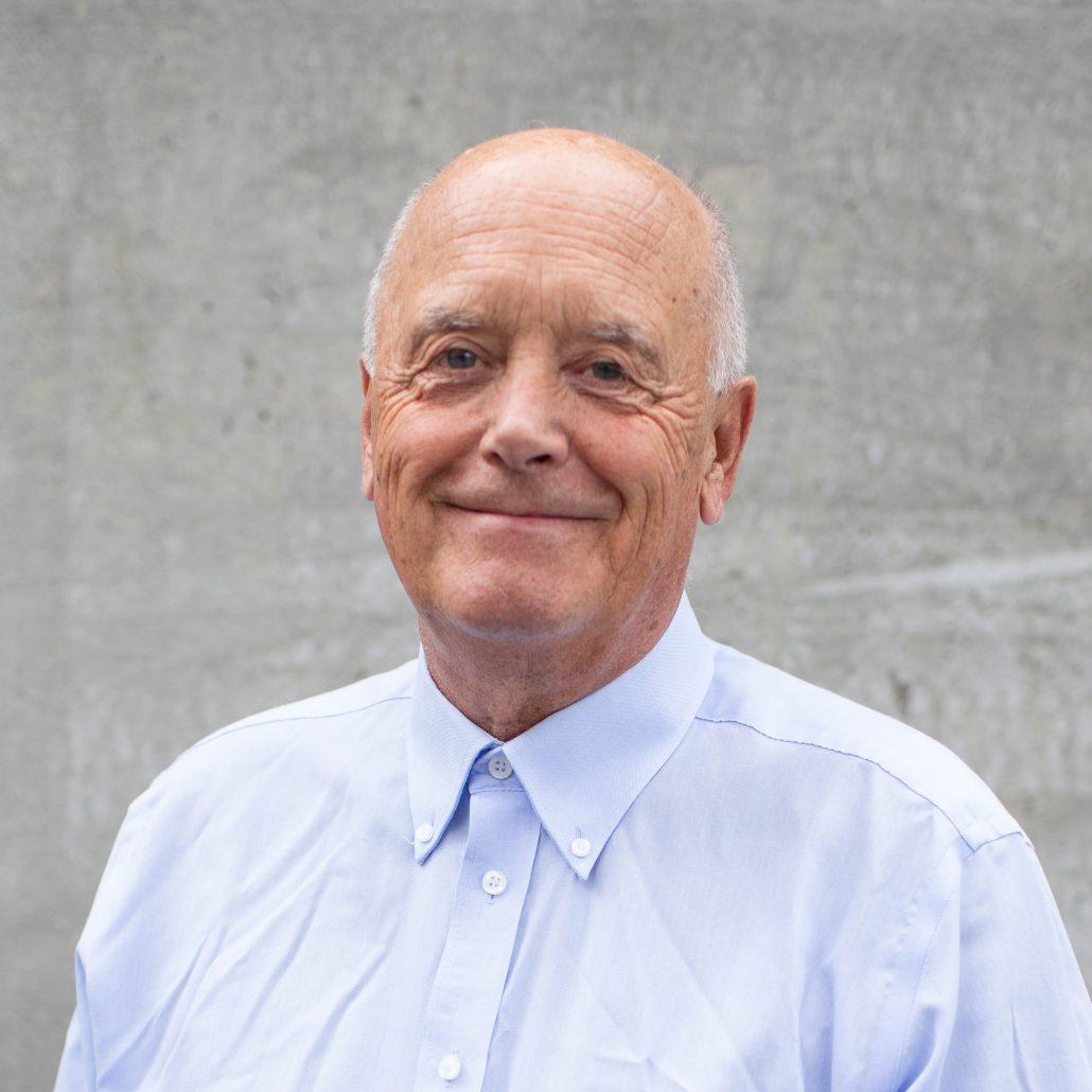 Portrait of CEO Stephen Adshead