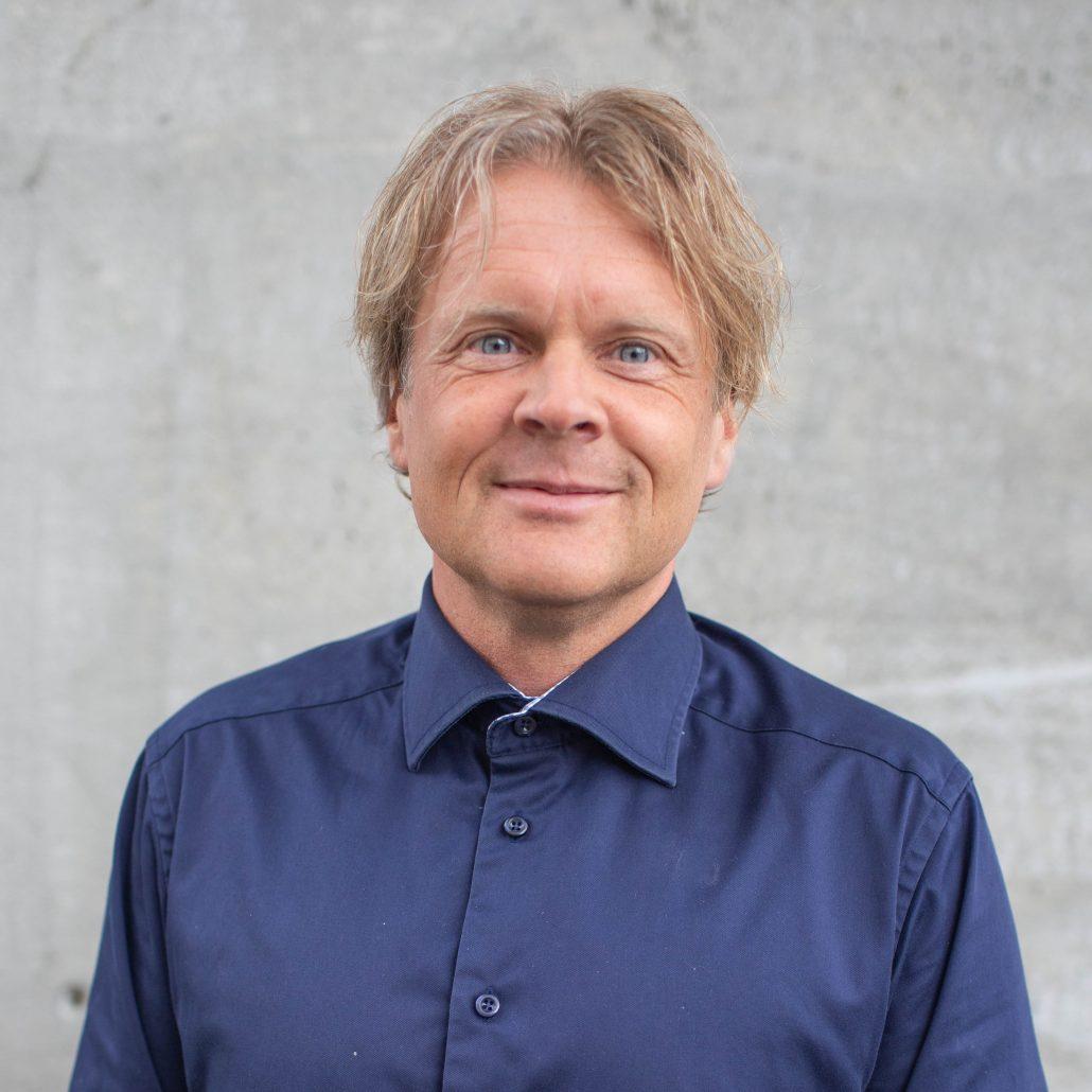 Portrait of Paul Helge Alme