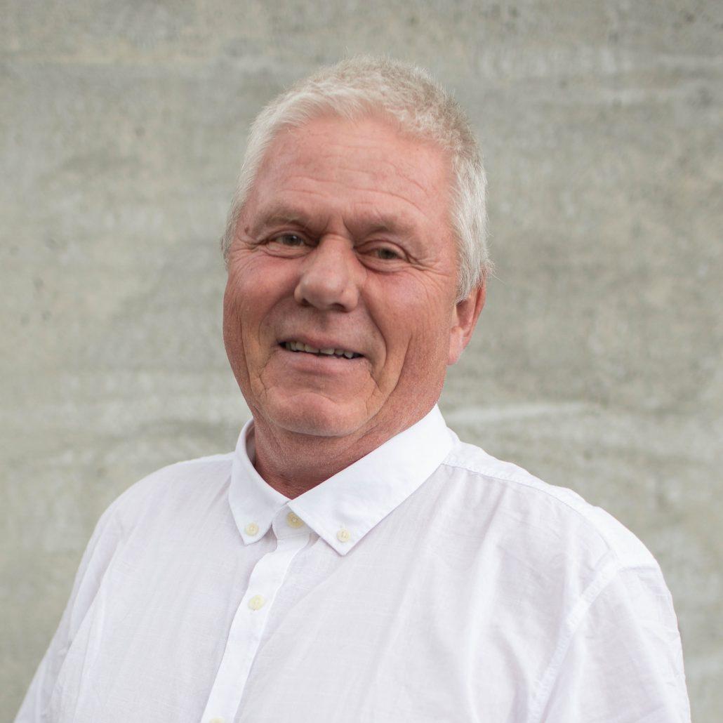 Portrait of Steinar Sogge
