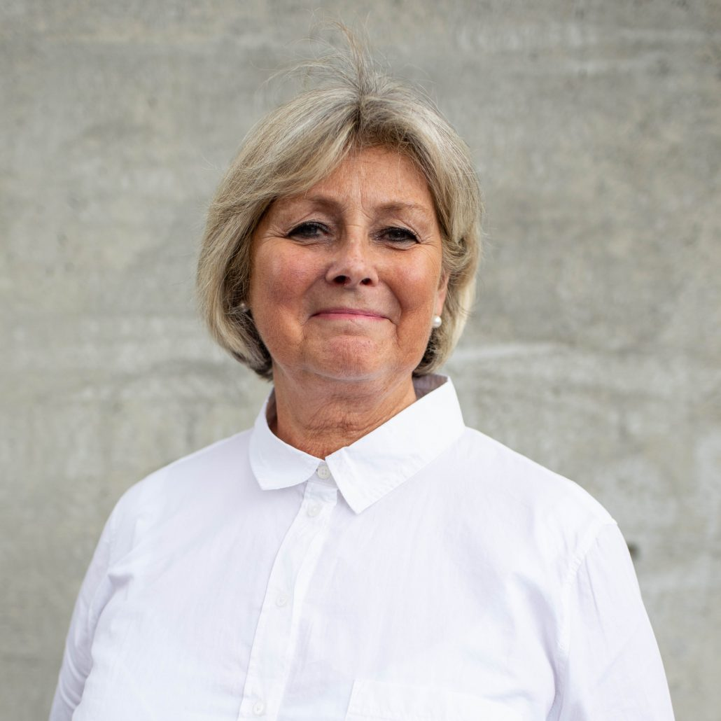 Portrait of Anne Karlsen