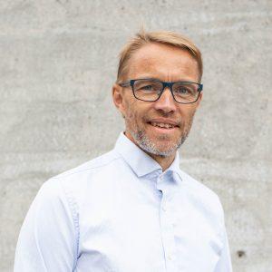 Portrait of Torbjørn Eggebø